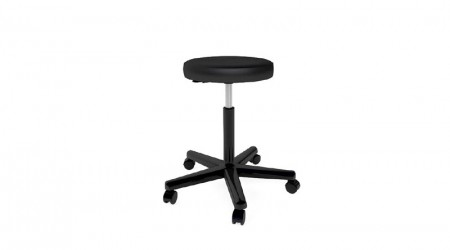 Adjustable medical stool