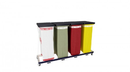 Medical dustbins