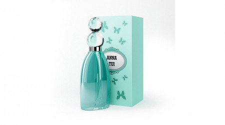 Anna Sui fragrance inspiration
