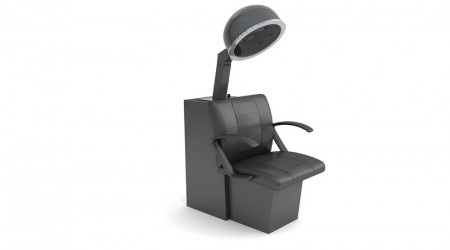 Simple chair helmet
