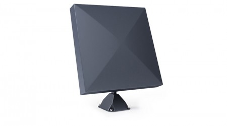 Square tv antenna