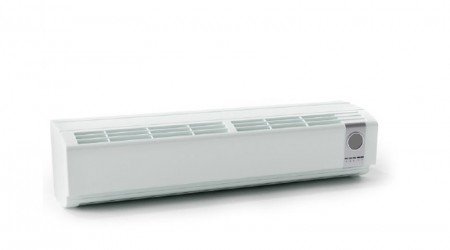 Reversible air conditioner wall