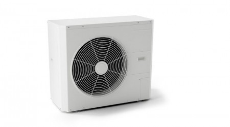 Outer housing air conditioner