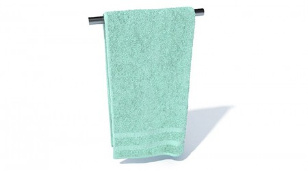 Large bath towel