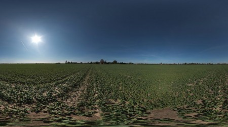 HDRI vast fields