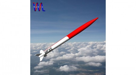 US ARCAS Sounding Rocket