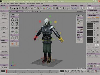 SOFTIMAGE freeware