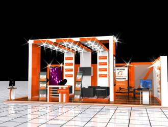 Exhibition stand 5