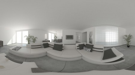 HDRI living room
