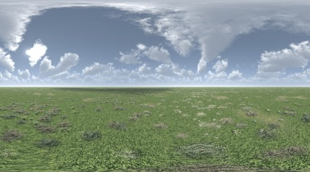 HDRI fields