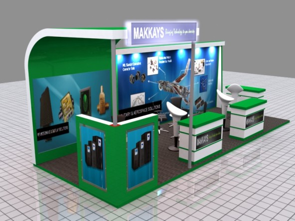 Exhibition stand 8