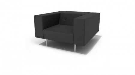 modern chair black