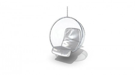suspended armchair