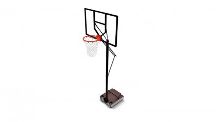 basketball hoop fixed