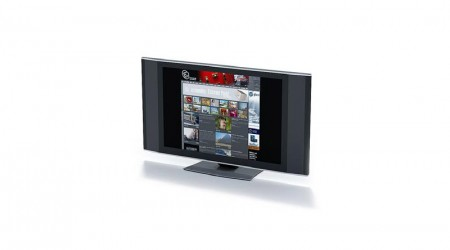 LCD screen TV v4