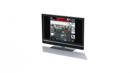 LCD screen TV v5