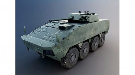 military vehicle VBCI