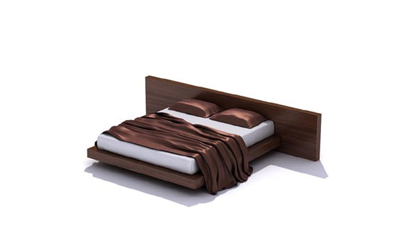 complete bed chocolate