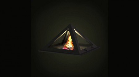 dome wood stove