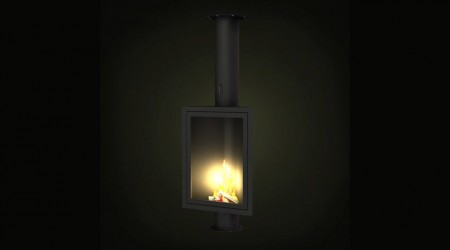design wood stove