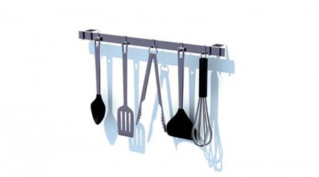 Utensils suspension