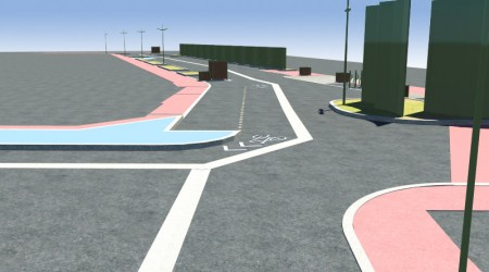 street and sidewalks v4