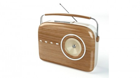 Bush old radio