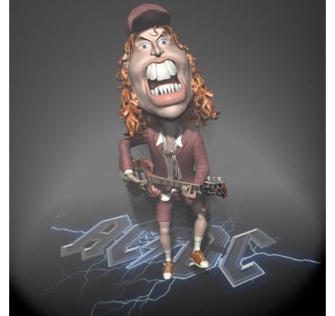 Angus-Young-3D