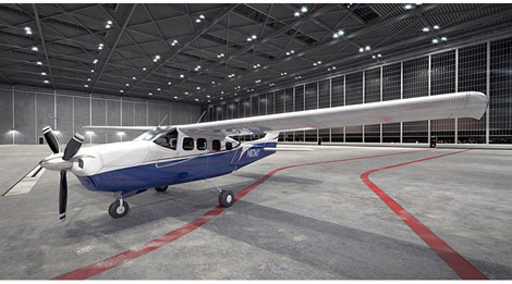cessna-172-avion-transport-modele-3d