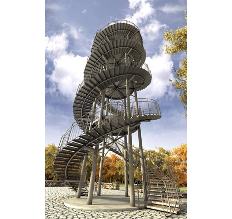 Spiral Staircase 3d 3d Library Blog3d Library Blog