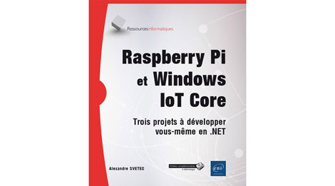 Book Raspberry Pi and Windows IoT Core - 3D Library Blog3D